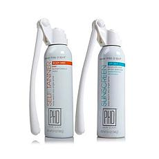 PHD™ Skin Care  Tan & Protect Duo - Dark