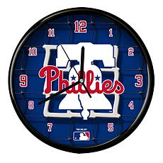 Philadelphia Phillies Team Net Clock