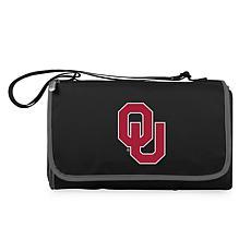 Picnic Time Blanket Tote - University of Oklahoma