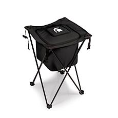 Picnic Time Foldable Cooler - Michigan State Un.