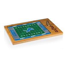 Picnic Time Glass Top Cutting Board - Detroit Lions