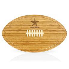 Picnic Time Kickoff Cutting Board - Dallas Cowboys