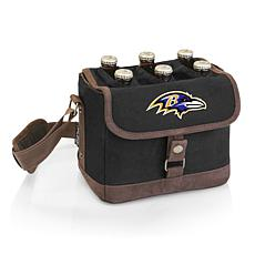 Picnic Time Officially Licensed NFL Beer Caddy - Baltimore Ravens