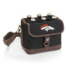Picnic Time Officially Licensed NFL Beer Caddy - Denver Broncos