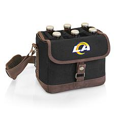 Picnic Time Officially Licensed NFL Beer Caddy - Los Angeles Rams
