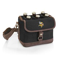 Picnic Time Officially Licensed NFL Beer Caddy - Minnesota Vikings