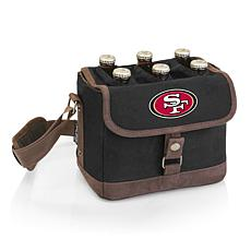 Picnic Time Officially Licensed NFL Beer Caddy - San Francisco 49ers