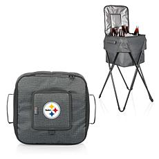 Picnic Time Officially Licensed NFL Camping Cooler - Steelers