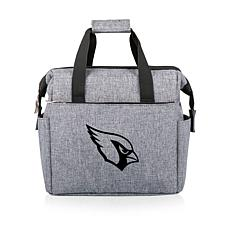 Picnic Time Officially Licensed NFL On The Go Lunch Cooler - Arizona