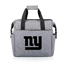 Picnic Time Officially Licensed NFL On The Go Lunch Cooler - NY Gia...