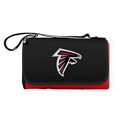 Picnic Time Officially Licensed NFL Picnic Blanket - Atlanta Falcons