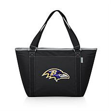 Picnic Time Officially Licensed NFL Topanga Cooler Tote - Baltimore