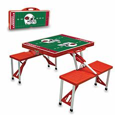 Picnic Time Picnic Table Sport - Arizona Cardinals