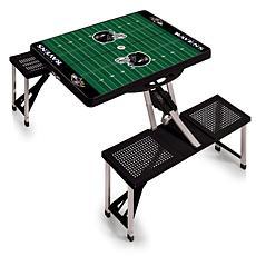 Picnic Time Picnic Table Sport - Baltimore Ravens