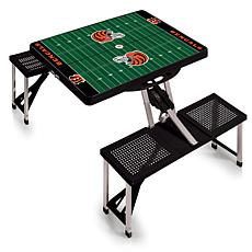 Picnic Time Picnic Table Sport - Cincinnati Bengals