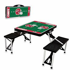 Picnic Time Picnic Table Sport - Kansas City Chiefs