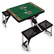 Picnic Time Picnic Table Sport - New Orleans Saints