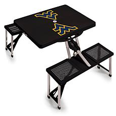 Picnic Time Picnic Table - West Virginia University