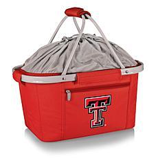 Picnic Time Portable Basket - Texas Tech University
