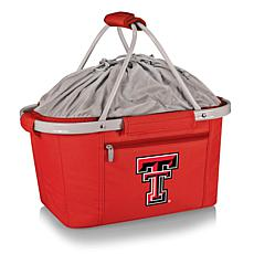 Picnic Time Portable Basket - Texas Tech University