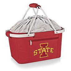Picnic Time Portable Metro Basket - Iowa State Un.