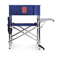 Picnic Time Sports Chair - Syracuse University