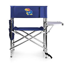 Picnic Time Sports Chair - University of Kansas