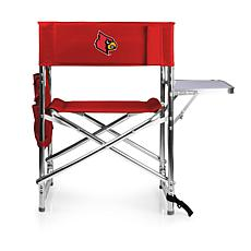 Picnic Time Sports Chair - University of Louisville