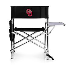 Picnic Time Sports Chair - University of Oklahoma