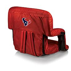 Picnic Time Ventura Folding Chair-Houston Texans