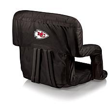 Picnic Time Ventura Folding Chair-Kansas City Chiefs