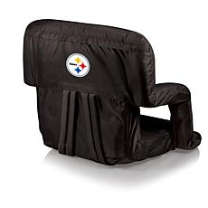Picnic Time Ventura Folding Chair   Pittsburgh Steelers