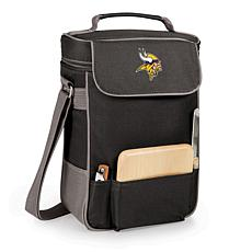 Picnic Time Wine and Cheese Tote-Minnesota Vikings