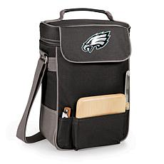 Picnic Time Wine and Cheese Tote-Philadelphia Eagles