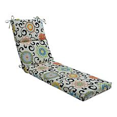 Pillow Perfect Outdoor Chaise Lounge Cushion