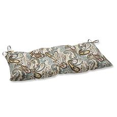 Pillow Perfect Outdoor Tamara Paisley Quartz Wrought Ir