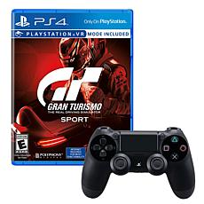 """PlayStation 4 Wireless DualShock 4 Controller with """"Grand Turismo"""""""