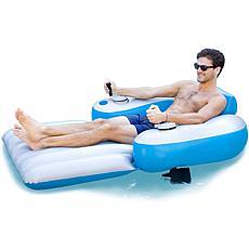 PoolCandy Splash Runner Motorized Pool Lounger 2.0