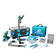 Power 8 8-in-1 Portable Power Work Station