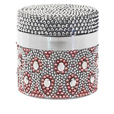 PRAI 3.4 fl. oz. Ageless Throat & Decolletage Crème - Pink Crystal Jar