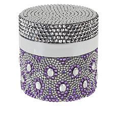 PRAI Ageless 3.4oz Throat & Decolletage Creme in Purple Peacock Jar