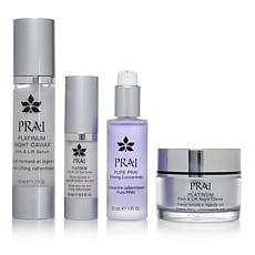 PRAI Platinum Firming and Uplifting Collection