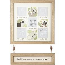 Precious Moments 193429 Each New Moment Milestone Photo Frame