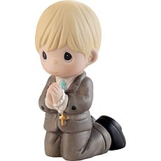 Precious Moments 202016 Boy Kneeling For First Communion Figurine