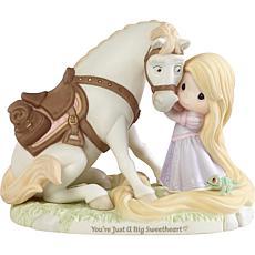 Precious Moments Disney Showcase Tangled Figurine