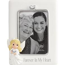 """Precious Moments """"Forever in My Heart"""" 4x6 Photo Frame"""