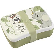 Precious Moments Precious Earth Always Be Curious Bamboo Bento Box