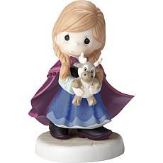 PreciousMoments Disney Frozen You're Deer To Me Bisque PorcelainFigure
