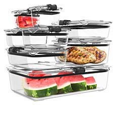 Prepara 16-piece LatchLok Tritan Food Storage Set