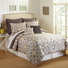 Presidio Square Madrid 7pc Comforter Set - Queen